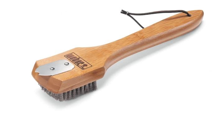 spazzola con manico di bambù Weber 753685700000 N. figura 1