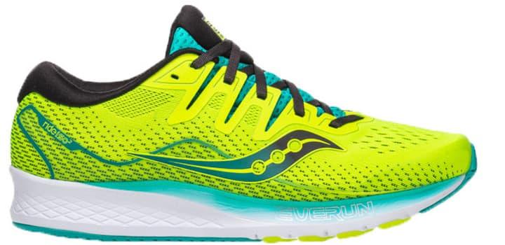 Ride ISO 2 Chaussures de course pour homme Saucony 492858943050 Couleur jaune Taille 43 Photo no. 1