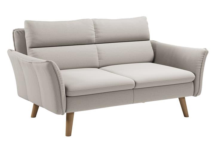 KUCK 3er-Sofa 405744830312 Farbe Creme Grösse B: 185.0 cm x T: 101.0 cm x H: 89.0 cm Bild Nr. 1
