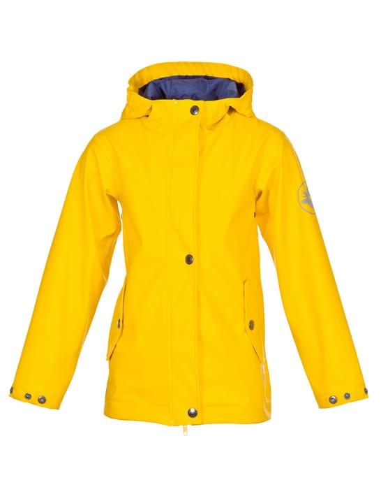 June Veste de pluie pour enfant Rukka 464557816450 Couleur jaune Taille 164 Photo no. 1