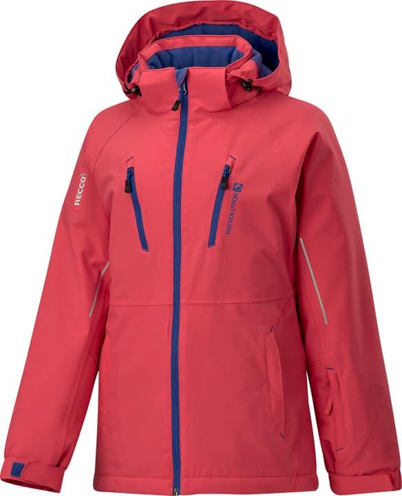 Mädchen-Skijacke Trevolution 464570515229 Farbe pink Grösse 152 Bild-Nr. 1