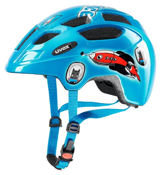 Finale Junior Jugend-Fahrradhelm Uvex 462967950243 Farbe marine Grösse 48-52 Bild Nr. 1