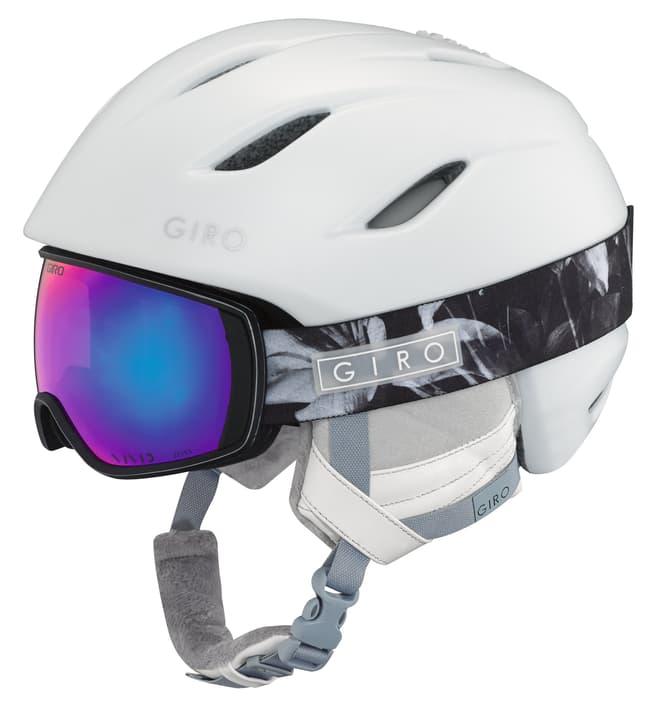 Era MIPS/Facet VIVID Combo Casque de sports d'hiver Giro 494972255510 Couleur blanc Taille 55.5-59 Photo no. 1