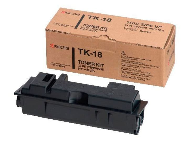 Toner-Kit noir Kyocera 785300124267 Photo no. 1