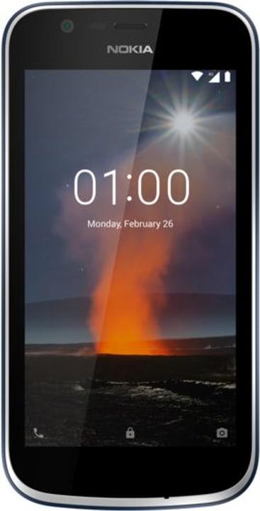 1 Dark Blue Single Sim Smartphone Nokia 785300133245 Photo no. 1
