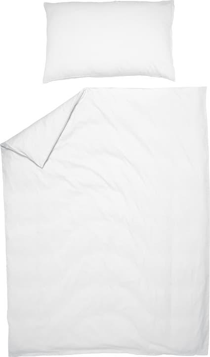 REYNA Perkal-Kissenbezug 451291610810 Farbe Weiss Grösse B: 70.0 cm x H: 50.0 cm Bild Nr. 1
