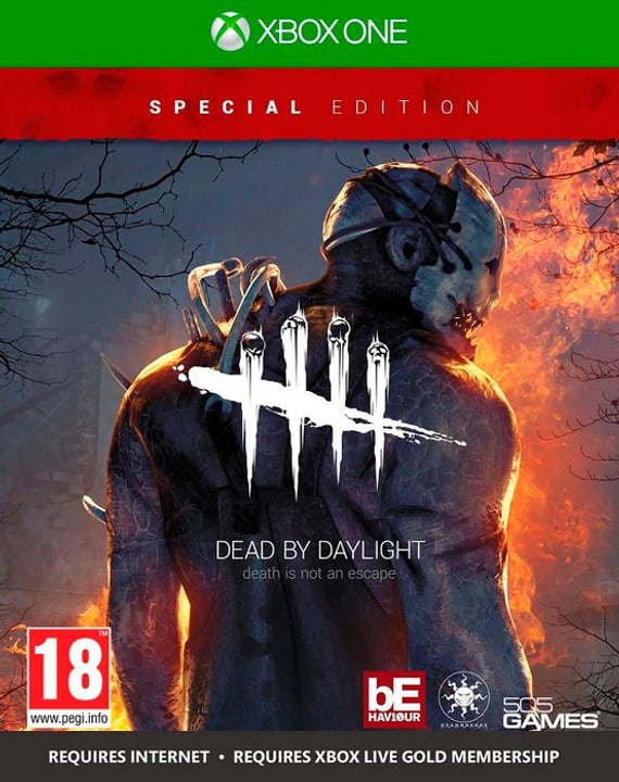 Xbox One - Dead by Daylight - Special Edition 785300122542