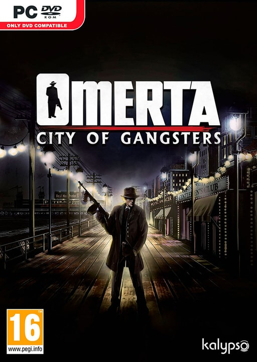 PC - Omerta City of Gangsters Download (ESD) 785300133709 Photo no. 1