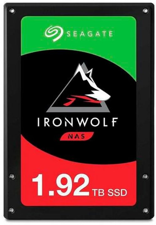 """SSD IronWolf 110 2.5"""" 1920 GB Disque Dur Interne SSD Seagate 785300145874 Photo no. 1"""