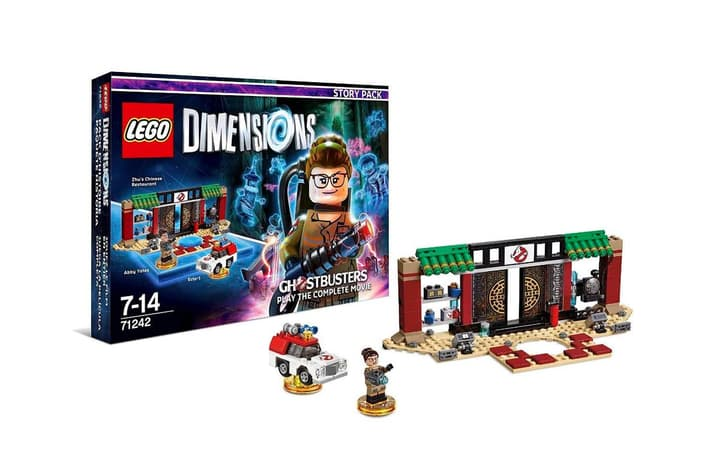 LEGO Dimensions Story Pack New Ghostbusters 785300121349 Bild Nr. 1