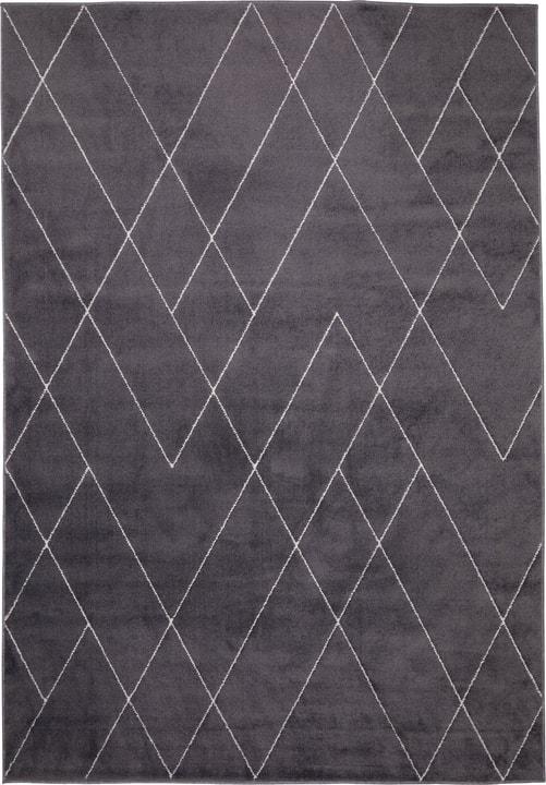 LEILANI Tappeto 412022516080 Colore grigio Dimensioni L: 160.0 cm x P: 230.0 cm N. figura 1