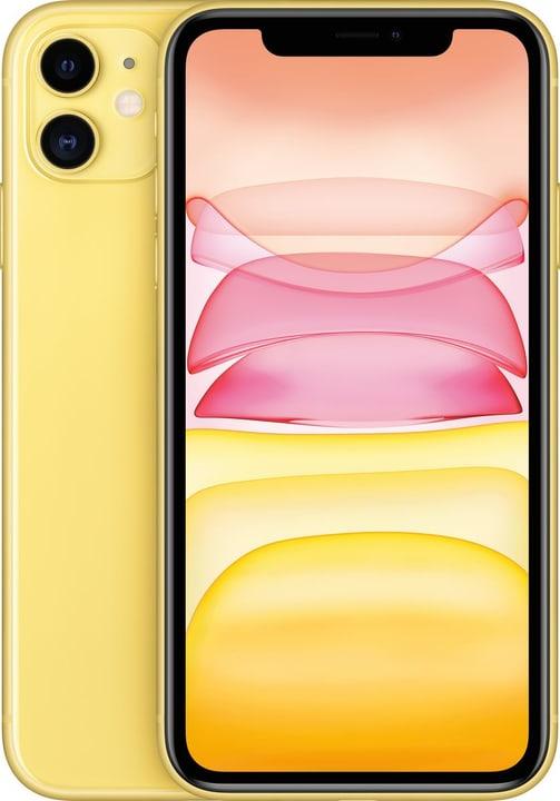 iPhone 11 128GB Yellow Smartphone Apple 794644600000 Couleur jaune Photo no. 1