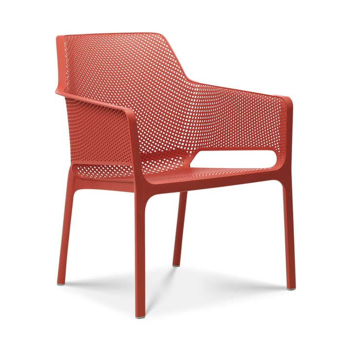 NET Fauteuil 368069600030 Dimensions L: 67.0 cm x P: 71.0 cm x H: 87.0 cm Couleur Rouge Photo no. 1