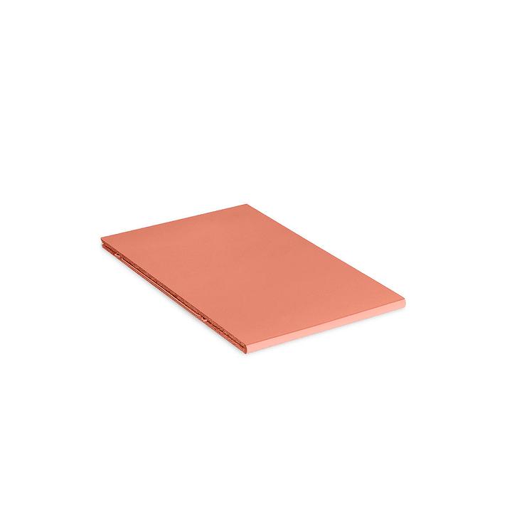 VIDO rayon / paroi de séparation D 362011375413 Dimensions L: 18.0 cm x P: 29.6 cm x H: 1.2 cm Couleur Terracotta Photo no. 1