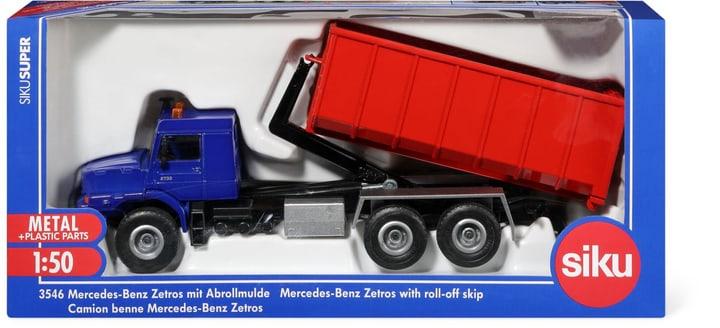 Cambenne Mercedes Zetros 1:50 744282500000 Photo no. 1