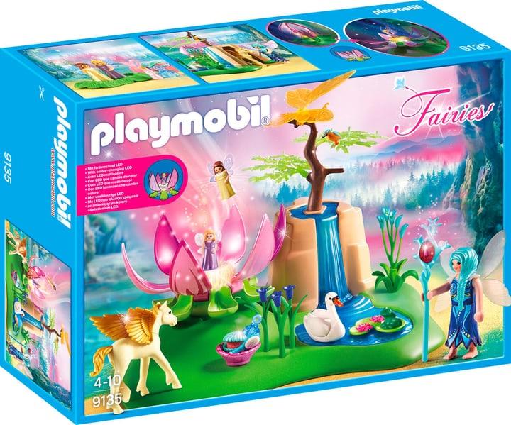 Playmobil Fairies Lichter-Blüte der Feenbabys 9135 746077300000 Bild Nr. 1