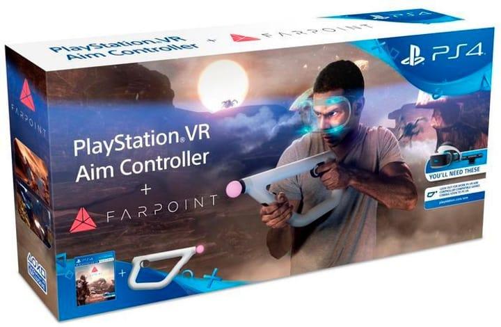 PS4 VR - Farpoint VR + Aim Controller Box 785300122183 Photo no. 1