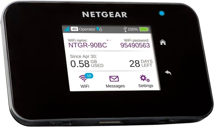AirCard AC810-100EUS 810S Mobile Hotspot Netgear 785300124234 Photo no. 1