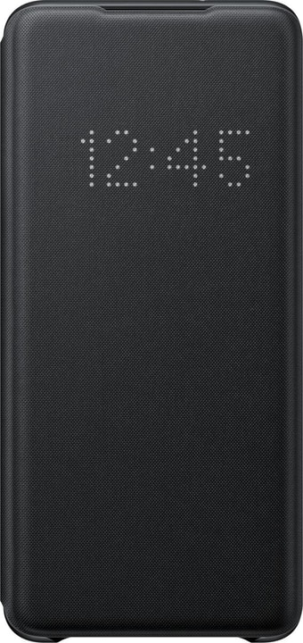 Book-Cover LED View Cover black Hülle Samsung 785300151193 Bild Nr. 1