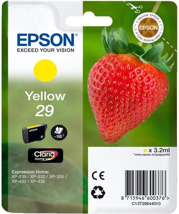Claria Home 29 yellow cartouche d'encre Epson 798558700000 Photo no. 1