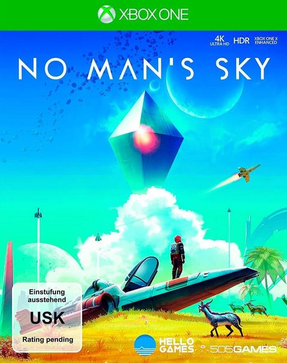 Xbox One - No Man's Sky Next (D) Fisico (Box) 785300135396 N. figura 1
