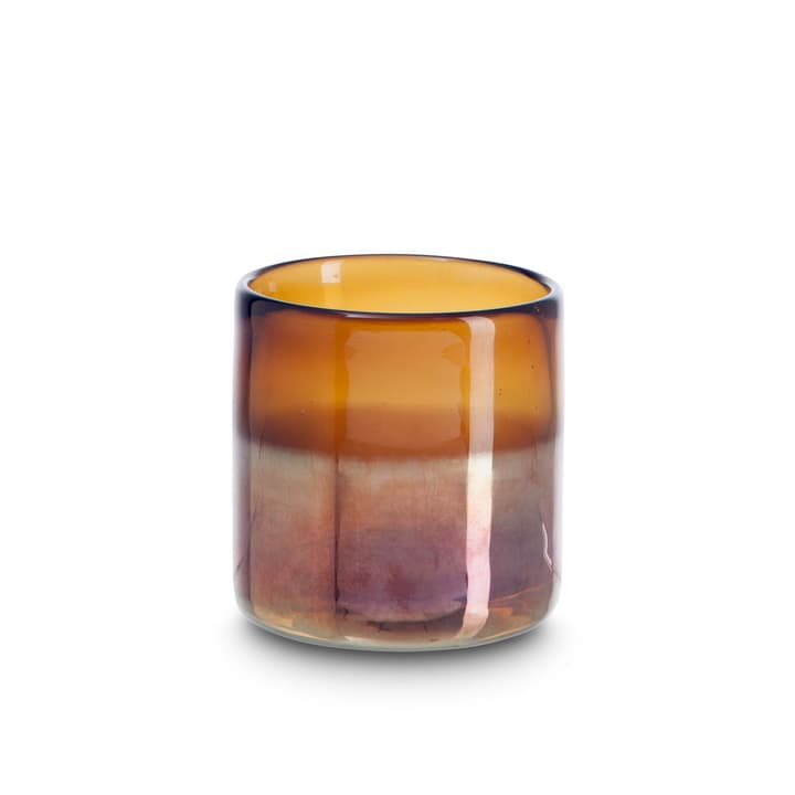 SAILA Porte-bougies chauffe-plat 396078600000 Dimensions L: 8.0 cm x P: 8.0 cm x H: 8.0 cm Couleur Chameau kaki Photo no. 1
