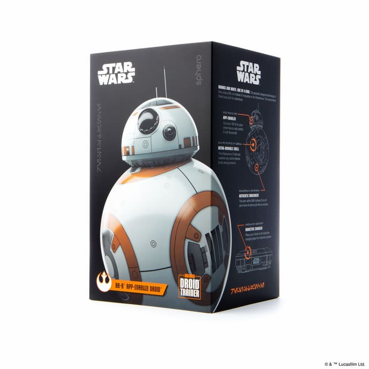 Star Wars BB-8 App-Enabled Droid avec Droid Trainer 747443500000 Photo no. 1