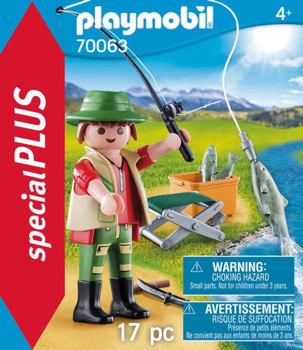 PLAYMOBIL 70063 Pêcheur à la ligne 748011300000 Photo no. 1