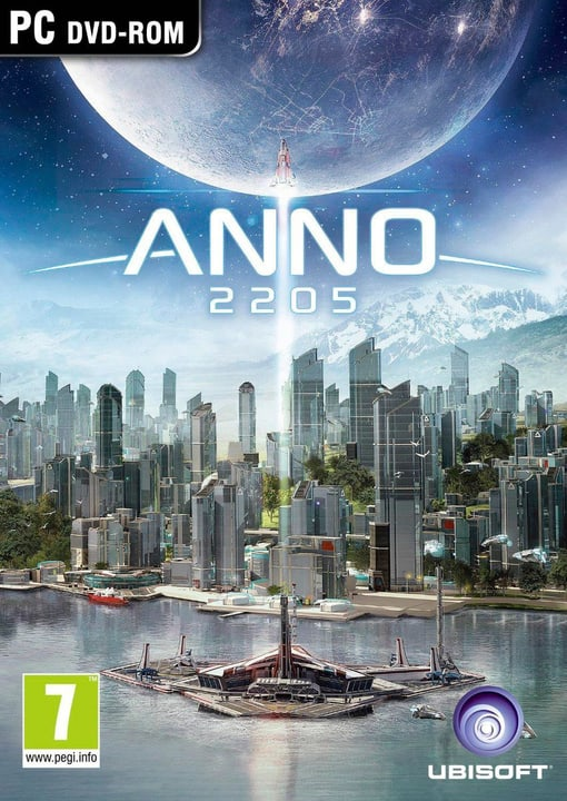 Anno 2205 [DVD] [PC] (D/F/I) Physique (Box) 785300120285 Photo no. 1