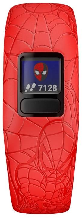Vivofit Junior 2 Marvel Spiderman rosso Activity Tracker Garmin 798467900000 N. figura 1