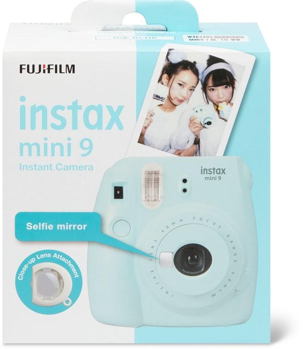 Instax Mini 9 Ice Blue Sofortbildkamera FUJIFILM 793429300000 Bild Nr. 1