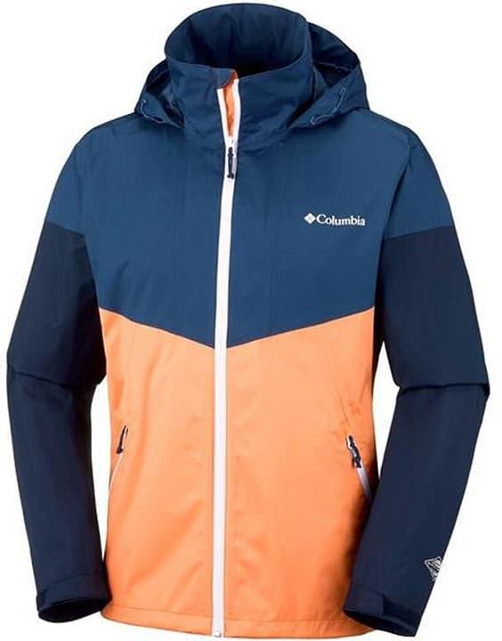 Inner Limits Jacket Veste pour homme Columbia 462738100522 Couleur bleu foncé Taille L Photo no. 1