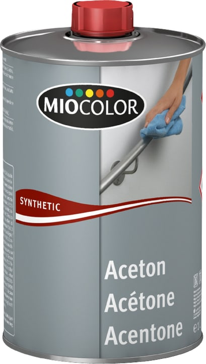Aceton Miocolor 661417800000 Bild Nr. 1