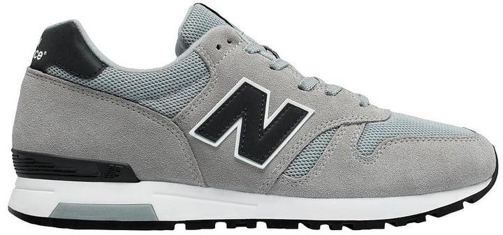 ML565 Chaussures de loisirs pour homme New Balance 462036240081 Couleur gris claire Taille 40 Photo no. 1