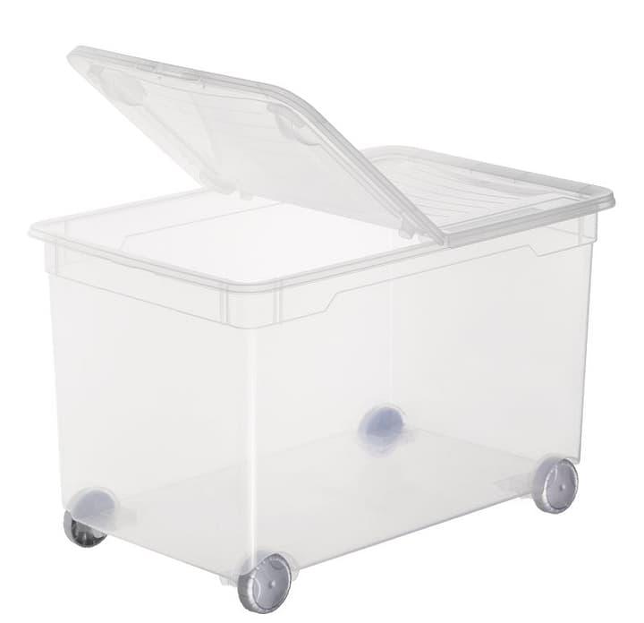 SE-2ER-SET CLEAR BOX SPLITO 4 ROLLEN Rotho 60344220000010 Bild Nr. 1