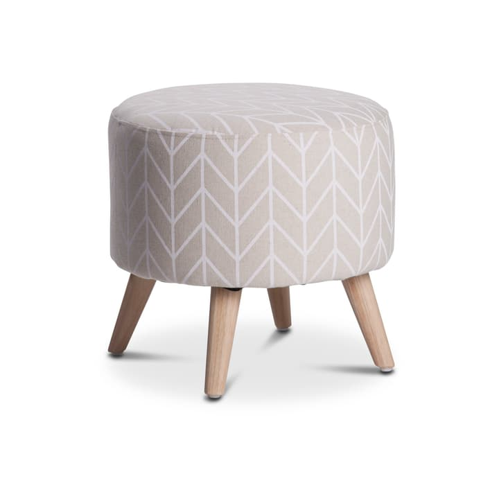 MOMO pouf 360062371001 Couleur Beige Dimensions H: 40.5 cm Photo no. 1