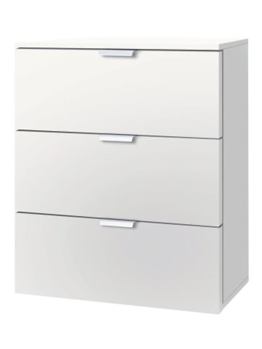 ORSON Kommode 404476200000 Grösse B: 50.0 cm x T: 42.0 cm x H: 61.0 cm Farbe Weiss Bild Nr. 1