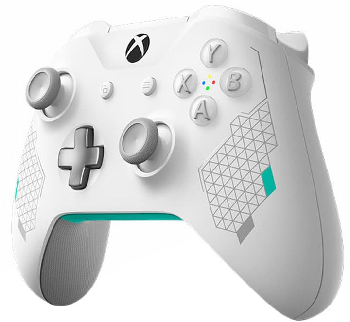 Xbox One Wireless Ctroller Sport White Special Edition Microsoft 785300137875 Bild Nr. 1