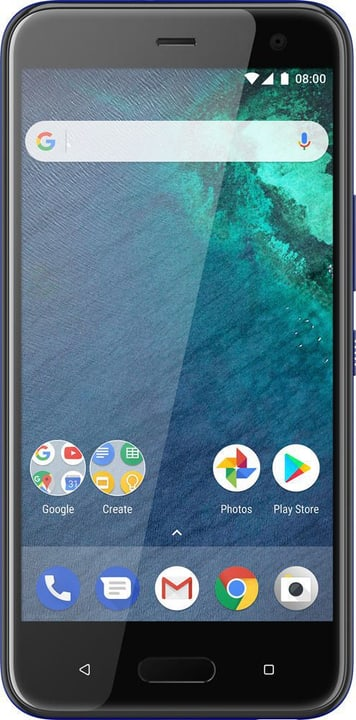 HTC U 11 Life Blau Smartphone Htc 785300133127 Bild Nr. 1