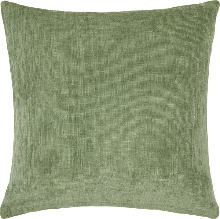 AMANDA Zierkissen 450733340560 Farbe Grün Grösse B: 50.0 cm x H: 50.0 cm Bild Nr. 1