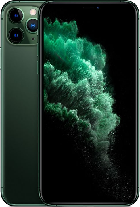 iPhone 11 Pro Max 512GB Midnight Green Smartphone Apple 794647800000 Farbe Nachtgrün Bild Nr. 1