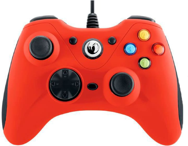PC - GC 100XF Gaming Controller rosso Nacon 785300131585 N. figura 1