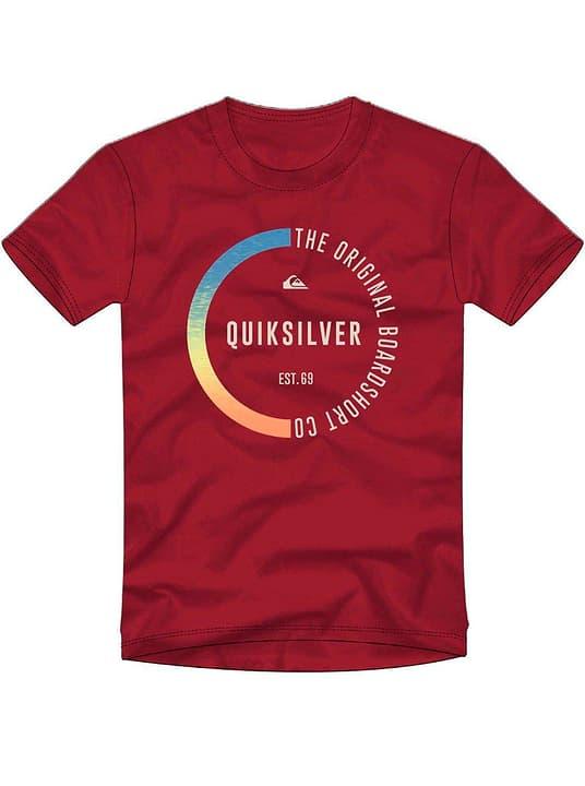 SSCLASSIREVENGE Shirt pour homme Quiksilver 463123000330 Couleur rouge Taille S Photo no. 1
