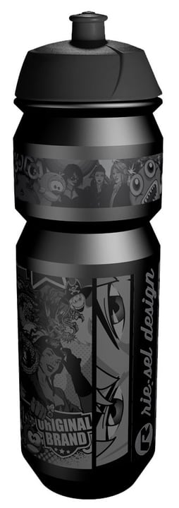 Bidon rie:sel design 462939000020 Couleur noir Taille Taille unique Photo no. 1