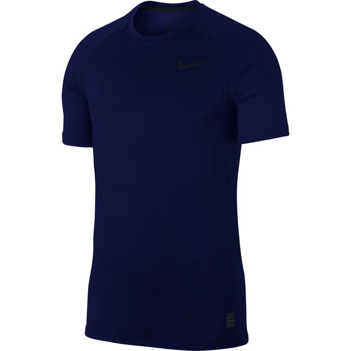 Pro Herren-T-Shirt Nike 464986800543 Farbe marine Grösse L Bild-Nr. 1