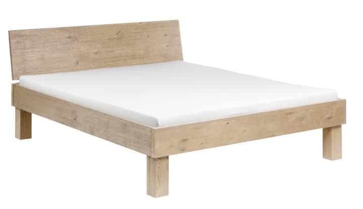 OAKLINE WILD Bett HASENA 403523200000 Farbe Wildeiche Grösse B: 160.0 cm x T: 200.0 cm Bild Nr. 1