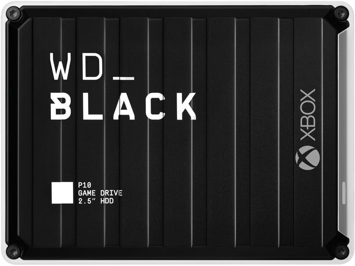 P10 Game Drive pour Xbox One 3TB Disque Dur Externe HDD Western Digital 785300146739 Photo no. 1
