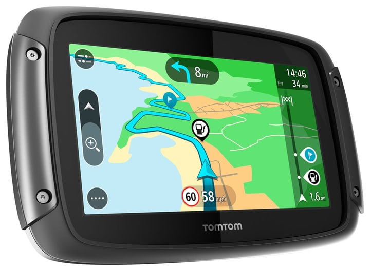 RIDER 420 EU TomTom RIDER 420 EU TOMTOM 785300129311 Photo no. 1