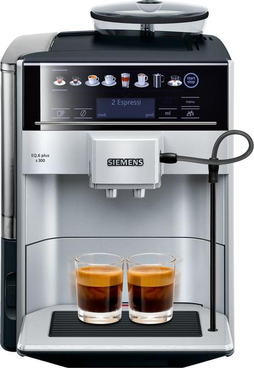 Machines à café automatiques EQ.6 plus s300 Machines à café automatiques Siemens 785300134869 N. figura 1
