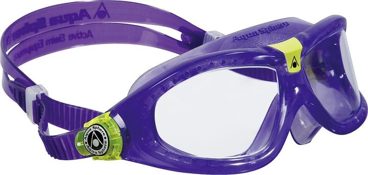 Seal Kid 2 Occhialini da nuoto per bambini Aqua Sphere 491079200045 Colore viola Taglie Misura unitaria N. figura 1